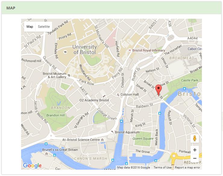 Business Database Google Maps